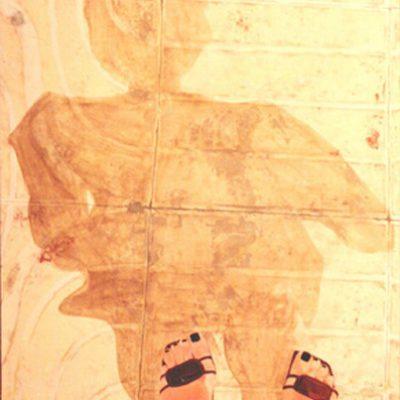 SOMOS 3 - Acrílico sobre tabla, 81x65 cm