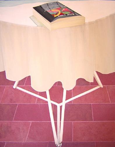LAS CONEXIONES OCULTAS - Acrílico sobre tabla, 81x65 cm