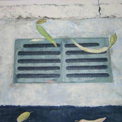 LA TOJA II - Óleo sobre lienzo, 46x55 cm